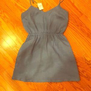 J CREW NWT linen dress small